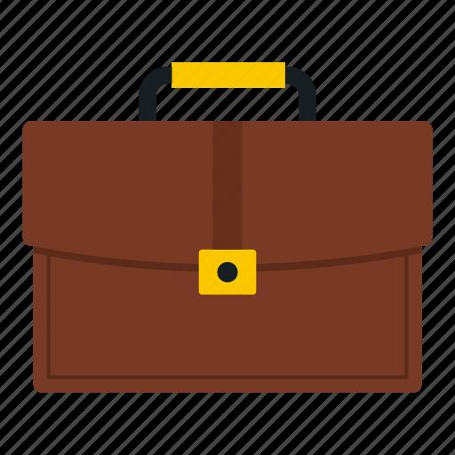 bag, briefcase, business, case, leather, portfolio, suitcase icon