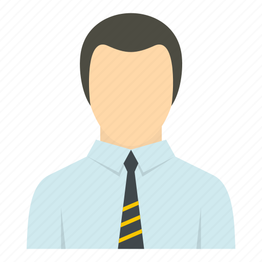 avatar, business, employee, indoor, male, manager, people icon