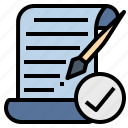 amendment, correction, improvement, paper, writing