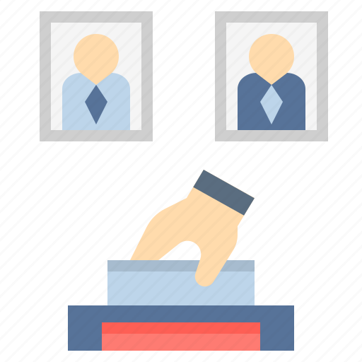 Ballot, elect, election, poll, vote icon - Download on Iconfinder