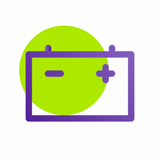 battery, charge, electric, electricity, energy, fuel, power icon