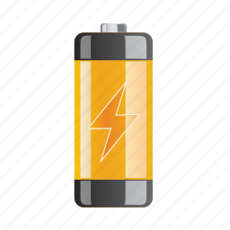 battery, electric, electricity, energy, power icon