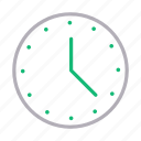 clock, electric, time, timepiece, watch