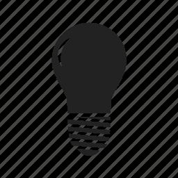 bulb, burst, energy, illuminate, illumination, light, lightbulb icon