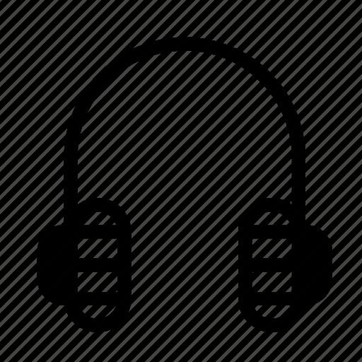 audio, headphones, music, phone, sound icon