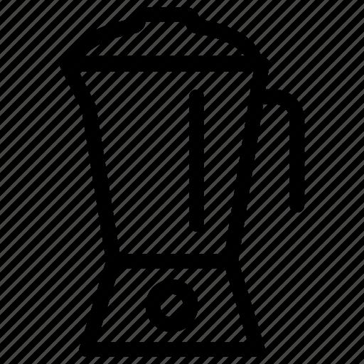 appliances, grinder, mincer, mixer icon icon