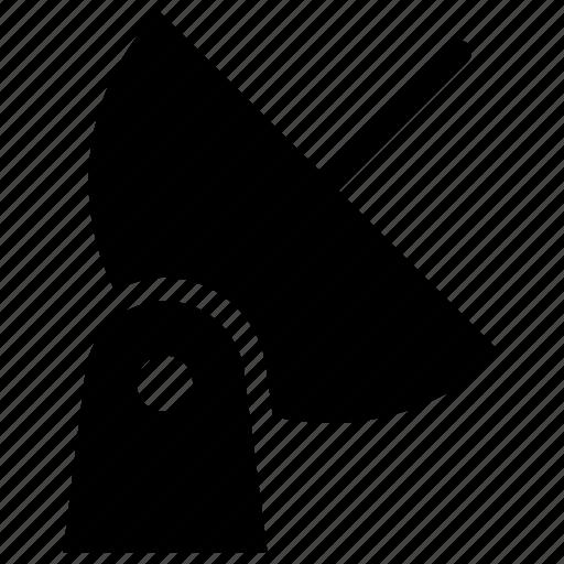 foxtel, parabolic antenna, radar, satellite, satellite dish, setellite icon, • antenna icon