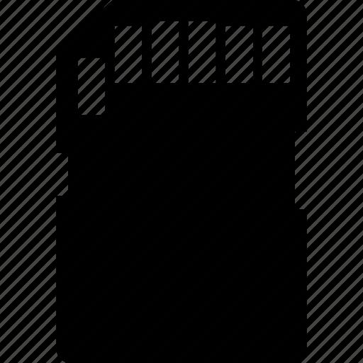 card, data, sd, storage icon