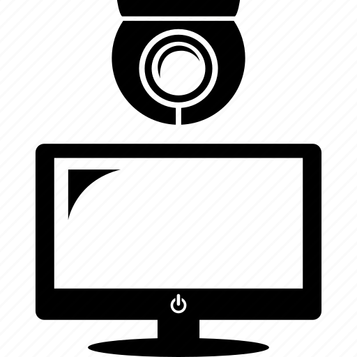 cam, computer, pc, security, video icon
