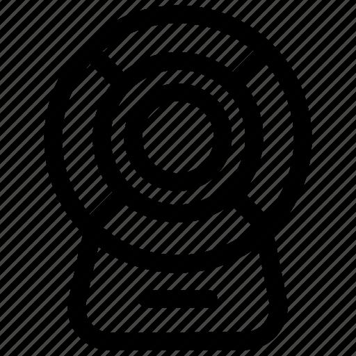camera, cctv, tech icon