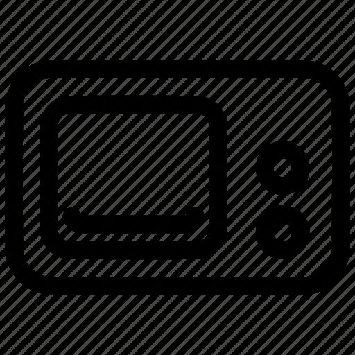 cake, device, oven icon