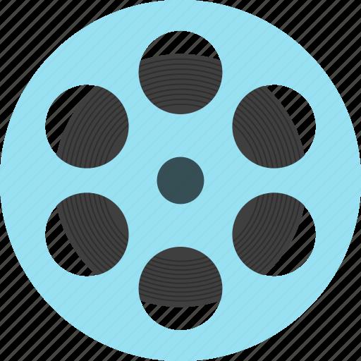film, movie, multimedia, video icon