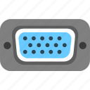 cable, port icon