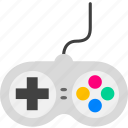console, game, handle, play icon