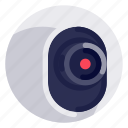 camera, device, electronic, hardware, technology, video icon