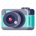 camera, device, electronic, hardware, photography, technology icon