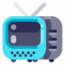 broadcasting, communication, device, electronic, hardware, technology, television