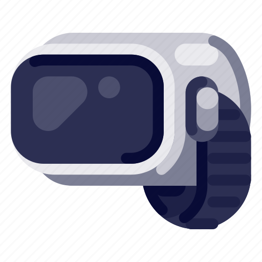 Computer, device, electronic, hardware, internet, technology, vr glass icon - Download on Iconfinder