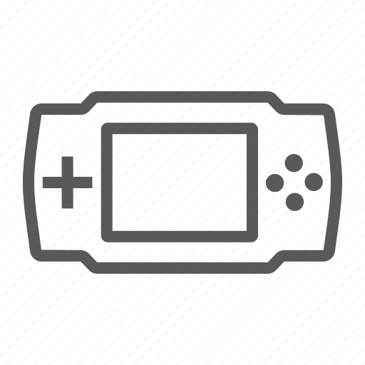 console, device, game, gaming, joystick, play, video icon