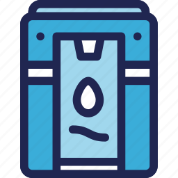 electric, electronic, equipment, filter, home, water icon