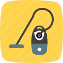cleaner, electronic device, hoover, vacuum cleaner icon