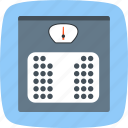machine, weighing, weight machine, weight scale icon
