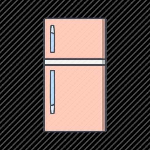 freezer, fridge, refrigerator icon