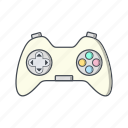 control pad, controller, game, pad icon