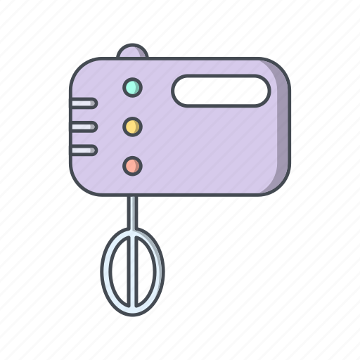 Food mixer, gastronomy, mixer icon - Download on Iconfinder