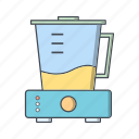 blender, juice mixer, juicer icon