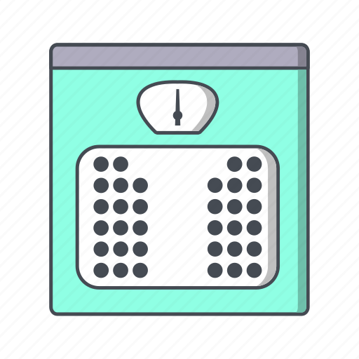 Weighing, weight machine, weight scale icon - Download on Iconfinder