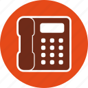 call, contact, phone, telephone icon