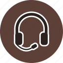 handsfree, headphone, headphones icon