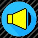 audio, color, full, icon, silent, sound icon