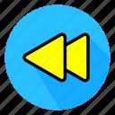 color, full, icon, next, play, previous, soun icon