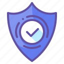 antivirus, defense, secure, security, shield icon