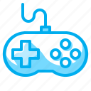 controller, electronic, game, gamepad, joystick, technology icon