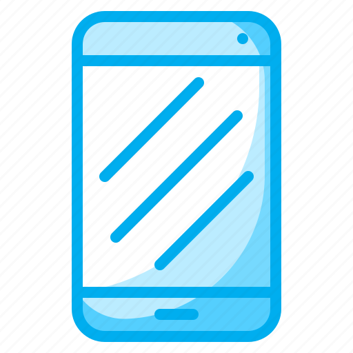 Electronics, mobile, phone, screen, smartphone, technology, touch icon - Download on Iconfinder