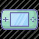 gameboy, handheld game, nintendo, portable games, retro games, super nintendo, video game icon