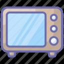 broadcast, retro screen, retro tv, television, tv, vintage tv icon