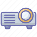 electronic projector, multimedia, ppt, presentation projector, projector icon