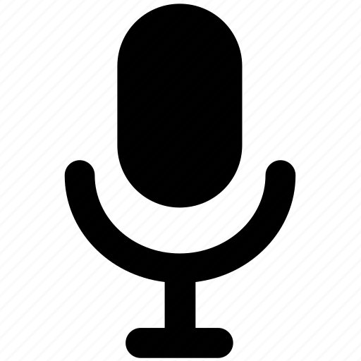 audio, microphone, music, recording, sound, speak, speech icon