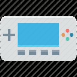 control pad, game console, gamepad, joypad, psp icon