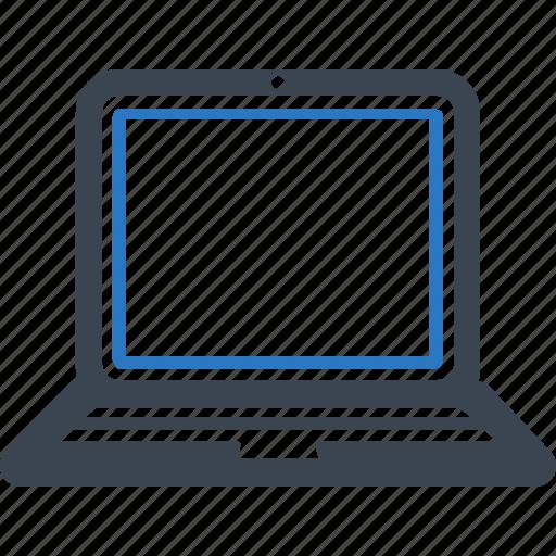 computer, electronics, laptop icon