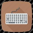 device, hardware, input, keyboard icon icon