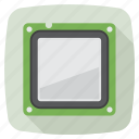 computer, cpu, pc, processor icon icon