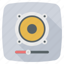 audio, sound, speaker, volume icon icon