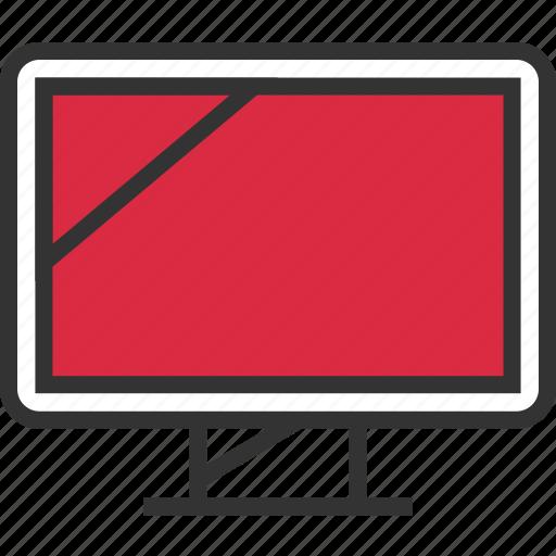 dell, mac, monitor, pc icon