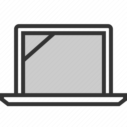 computer, laptop, mac, pc icon