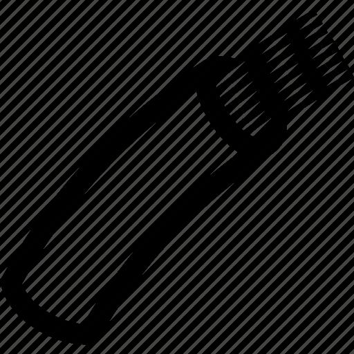 cable  fiber  optic  wire icon